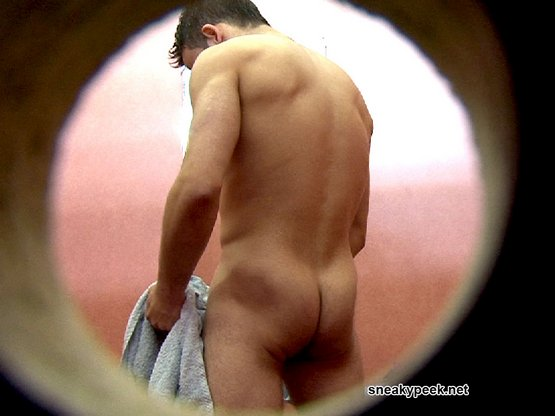Butt naked gay guys