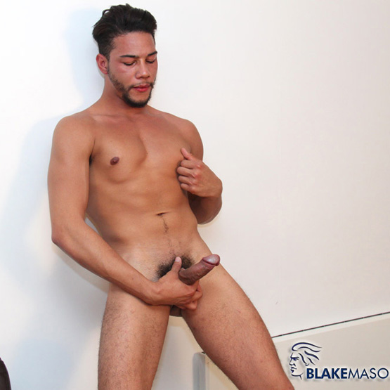 Category Arsehole Shot Blake Mason Cum Jacking Off